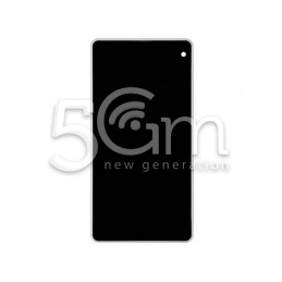 Display Touch Bianco + Frame Xperia Z1 Mini Compact