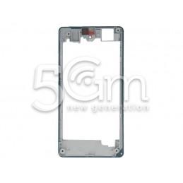 Sony Xperia Z1 Compact White Back Frame