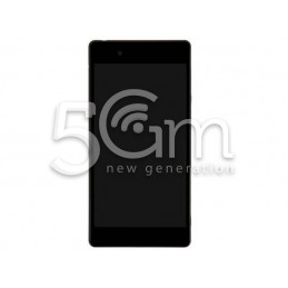 Display Touch Black With Frame Xperia Z3+ E6533 - E6553