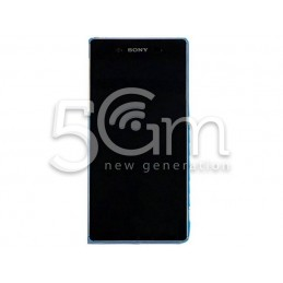 Xperia Z3+ Dual E6533 Ori Black Touch Display + Frame