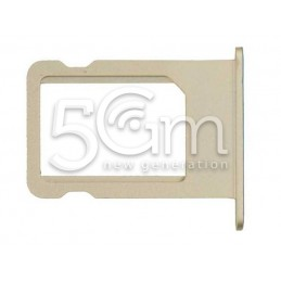 Iphone 5s Gold Micro Sim Cover