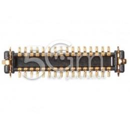 Connettore 16 Pin Su Scheda Madre Connessione Fotocamera Posteriore iPhone 5C-5S