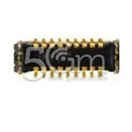 iPhone 5C-5S Power Volume Flex to Motherboard 9 Pin Connector