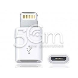 Adattatore da Lightning a micro USB