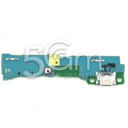 Connettore Di Ricarica + Small Board Samsung SM-T815 Ori