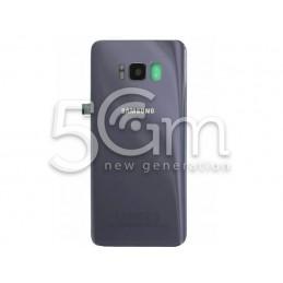 Retro Cover Violett Samsung SM-G950 S8