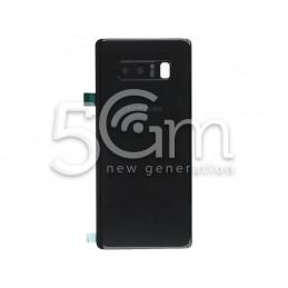 Retro Cover Nero Samsung SM-N950 Note 8