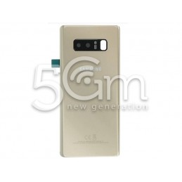 Retro Cover Gold Samsung SM-N950 Note 8