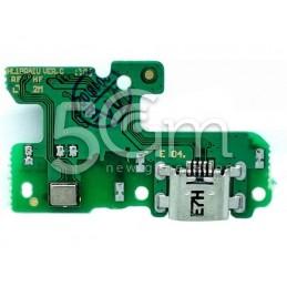 Connettore Di Ricarica + Small Board Honor 8 Lite