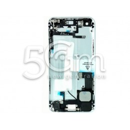 Cover White Full Parts iPhone 5 No Logo