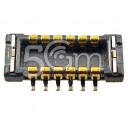 Connettore 6 Pin Su Scheda-Madre Connessione Sensore Di Prossimita' iPhone 4