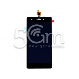 Display Touch Nero Wiko Pulp 4G