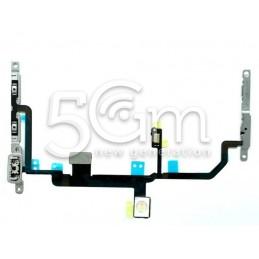 Accensione + Volume Flat Cable iPhone 8 Plus