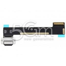 iPad Mini 4 Black Charging Connector Flex Cable No Logo