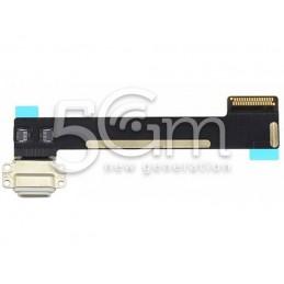 iPad Mini 4 White Charging Connector Flex Cable No Logo