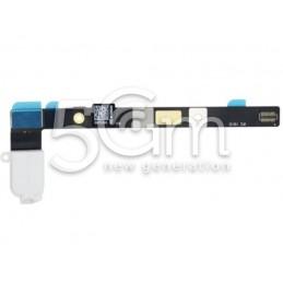 Jack Audio Bianco Flat Cable iPad Mini 4 No Logo