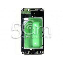 Frame LCD Black Samsung SM-J730