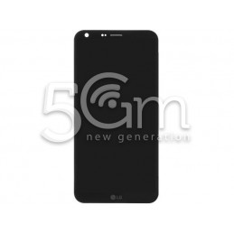 Display Touch Nero + Frame LG Q6 M700N