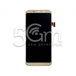Display Touch Gold Bluboo S8