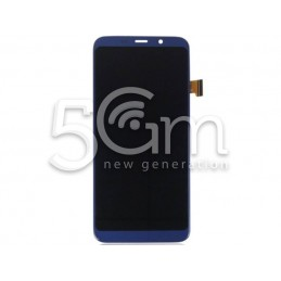 Display Touch Blue Bluboo S8