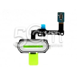 Home Button White Flat Cable Samsung SM-G570 J5