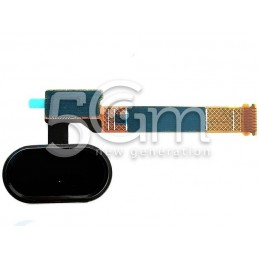 Home Button Black Flat Cable Meizu MX5