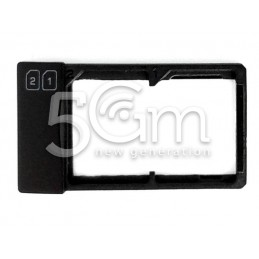 Supporto Dual Sim Card Nero OnePlus 2