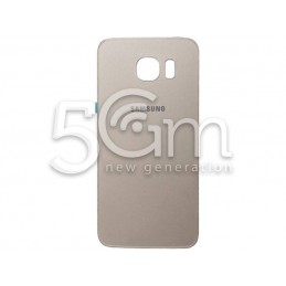 Rear Cover Gold Samsung SM-G920