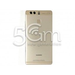 Retro Cover Gold Completo Huawei P9