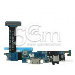 Connettore Di Ricarica Flat Cable Samsung SM-G925 S6 Ori