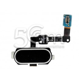 Tasto Home Bianco Flat Cable Samsung SM-G610F J7 Prime