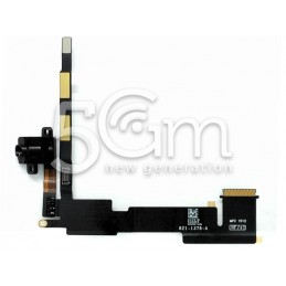 Flat Cable Jack Audio Wifi iPad 2 No Logo