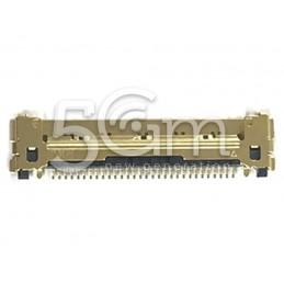 Connettore 32 Pin Su Scheda-Madre Connessione Flex Tasti Comandi iPad 2