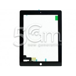 Touch Screen Nero + Biadesivo Ipad 2 No Logo