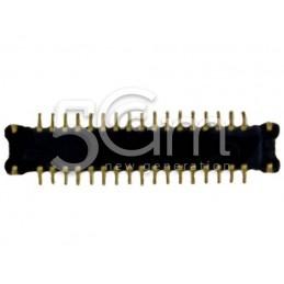 Connettore 17 Pin Su Scheda Madre Samsung I9505