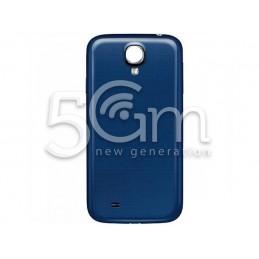 Retro Cover Blue Dark Samsung i9505 S4