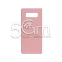 Retro Cover Pink Samsung SM-N950 Note 8 No Logo