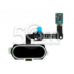 Home Button Black Flat Cable Samsung SM-G570 J5