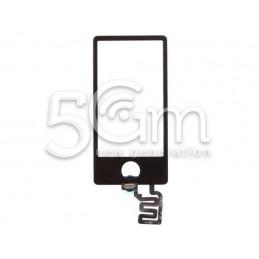 Ipod Nano 7 Black Touch Screen No Logo
