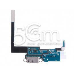 Samsung N9005 Charging Connector Flex Cable