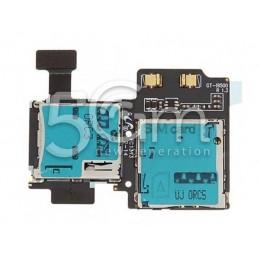 Samsung I9505 Galaxy S4 Full Sim Card Reader