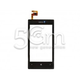 Nokia 520 Lumia Black Touch Screen + Frame