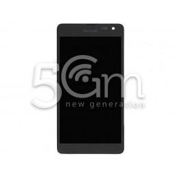 Display Touch Nero + Frame Nokia 535 Lumia Vers.CT2S1973FPC-A1-E