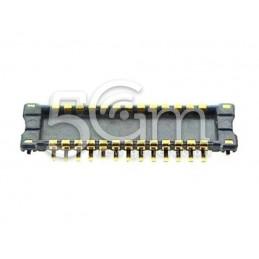 Connettore 13 Pin Su Scheda-Madre Connessione LCD iPhone 4-4S