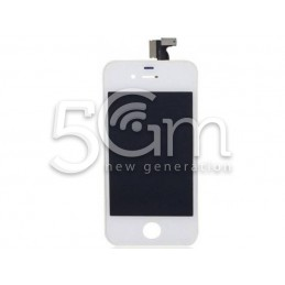 Display Touch Bianco Iphone 4G No Logo Flex