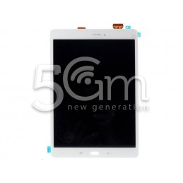 Display Touch Bianco Samsung SM-P550