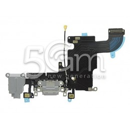 iPhone 6S Light Grey Charging Connector Flex Cable No Logo