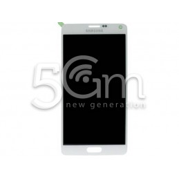 Display Touch Bianco Samsung SM-N910 Galaxy Note 4