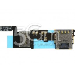 Samsung N910 Full Sim Card Reader Flex Cable