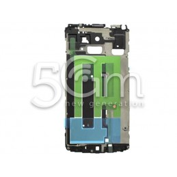 Samsung N910F Galaxy Note LCD Frame Black Version